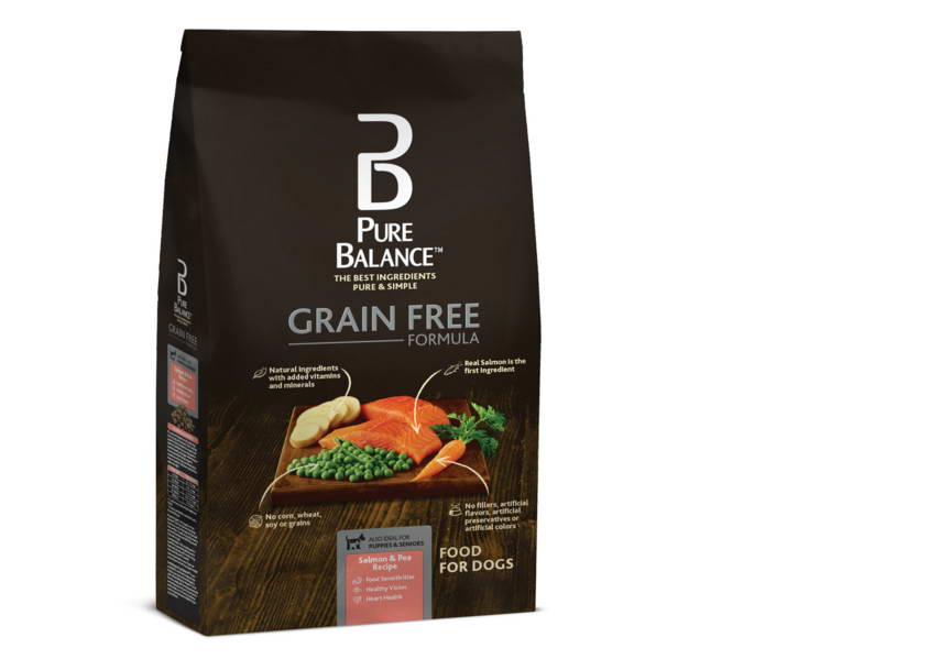 Nature Balance Grain Free With Salmon Dog Food